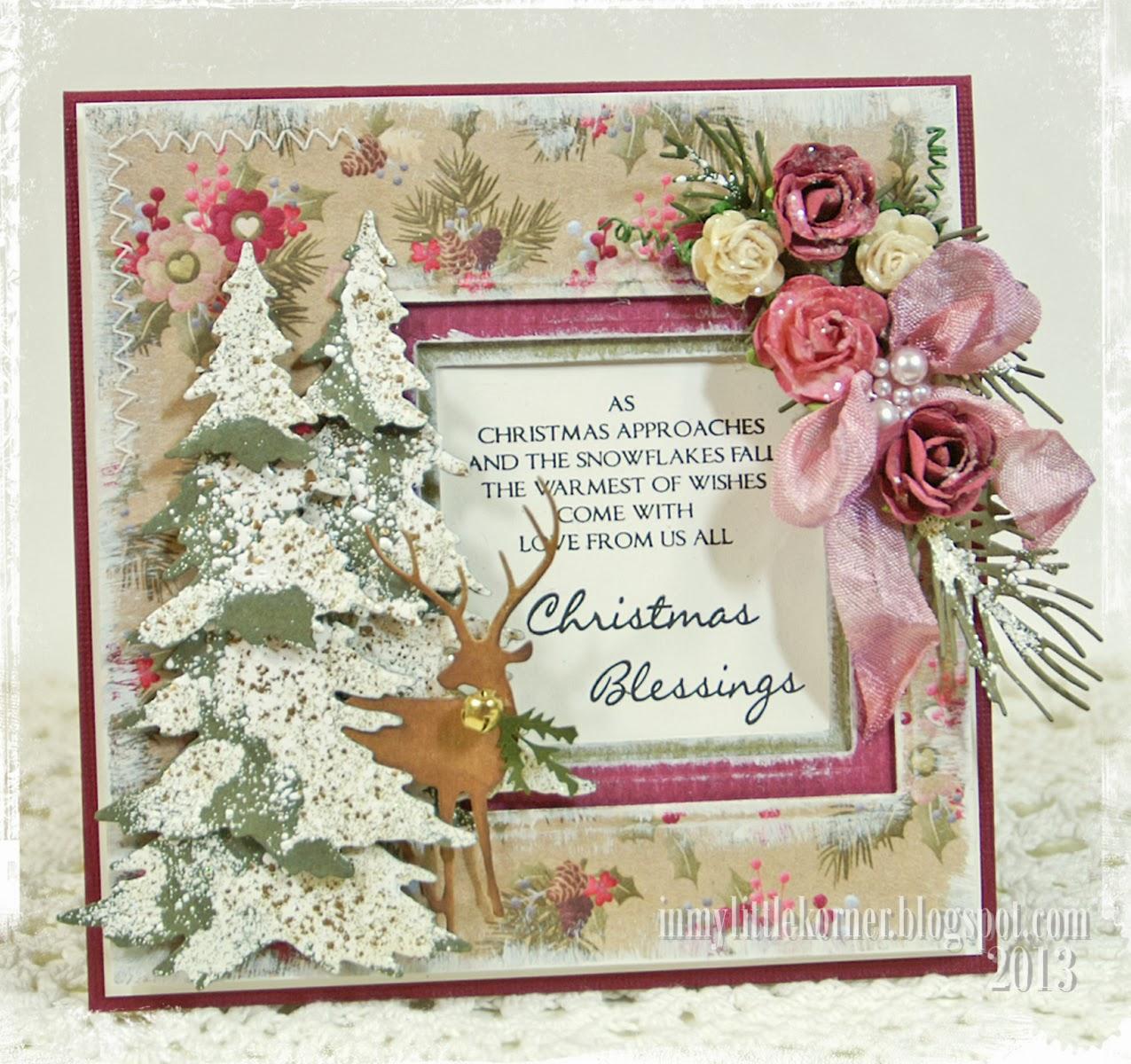 In My Little Korner: Christmas Blessings