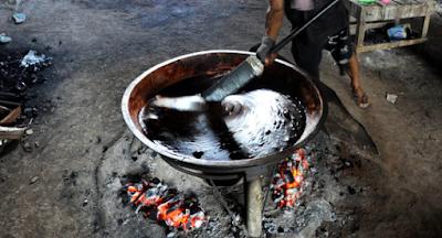 Dodol ganja khas Aceh yang bikin halusinasi