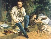 Proudhon Courbet