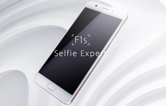 "Oppo F1s with a 5.5"" display, 16MP front camera and price tag $270"