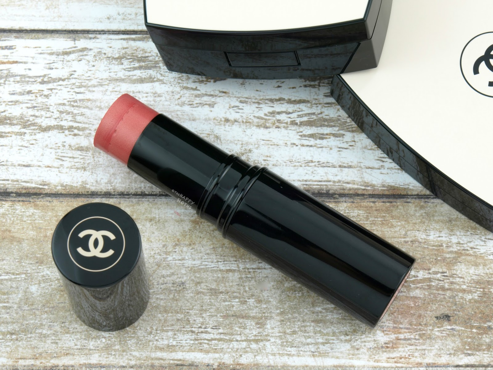 "Chanel Les Beiges Healthy Glow Sheer Color Stick ""N°23"": Review and Swatches"