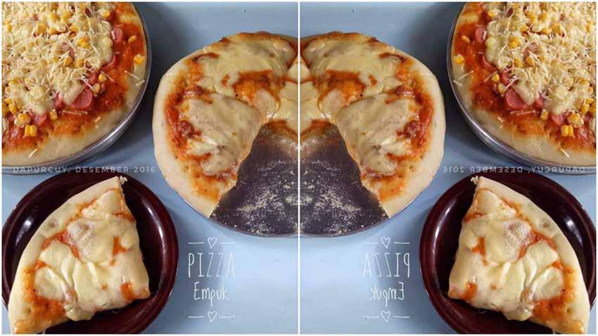 Rahasia Bikin Adonan Pizza Supaya Tetep Empuk