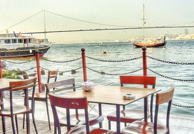 Tarihi Çınar Altı Çengelköy
