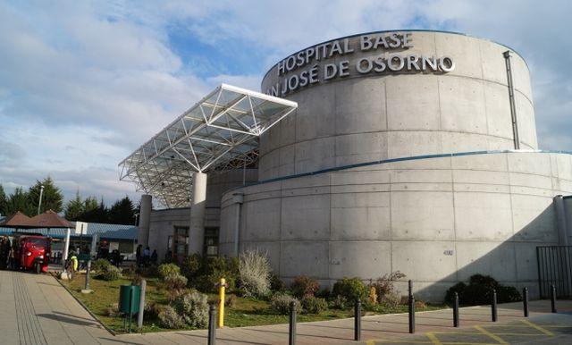 Alarma causó paciente que huyó del hospital base de Osorno