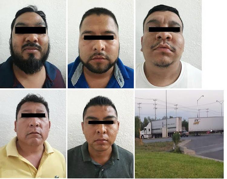 """Caen """"Los Catas"""" ex Municipales al servicio del CDN, responsables de pintar a compradores de votos en Tamaulipas."""