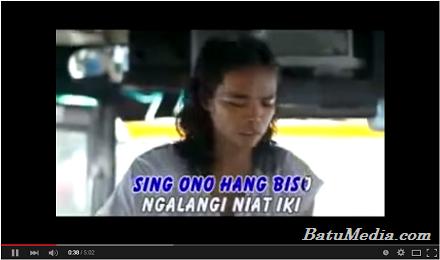Lirik dan Video Kanggo Riko