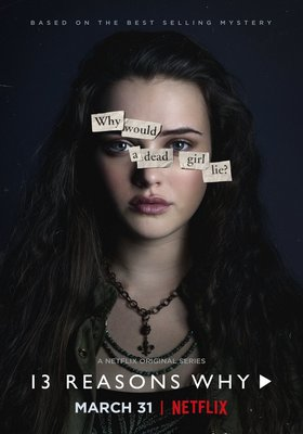 13 Reasons Why 1ª Temporada (2017) Dublado Torrent