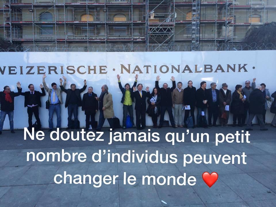 BNS. Assemblée générale 2018
