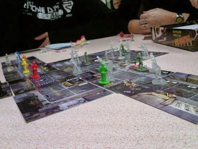 Zombies !!! plus besoin de cerveau ! jeu de société