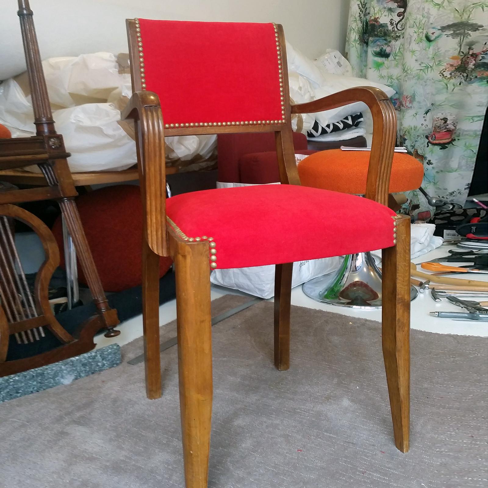 Tapissier Paris 20 atelier velvet | artisan tapissier paris 10e: bridge années 20