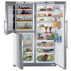 хладилник с фризер от Liebherr
