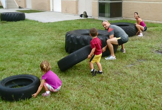 Family Time Magazine: Our Pinterest Top 10 Family Workouts