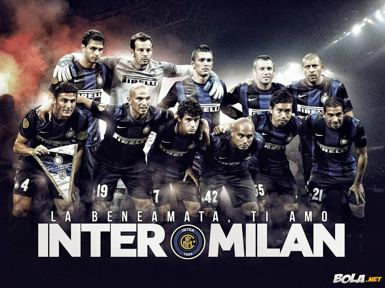 Inter Milan Football Club Wallpaper Football Wallpaper HD