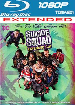 Escuadrón suicida (EXTENDED) (2016) BRRip 1080p / BDRip m1080p