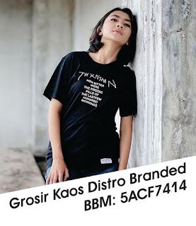 Grosir Kaos Distro Premium