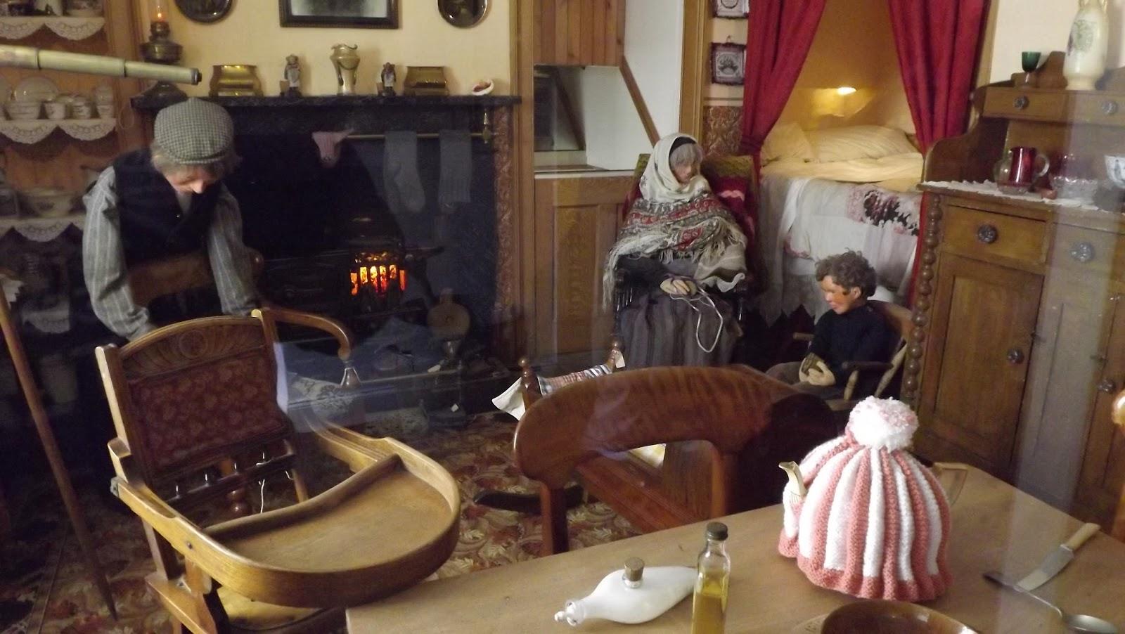 Genealogy Tours of Scotland: Scottish Fisheries Museum