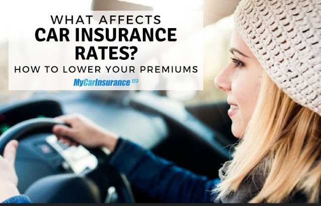The Truth About Car Insurance Rates