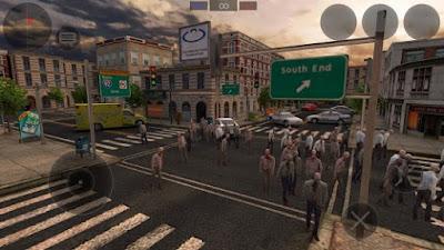 لعبة Zombie Combat Simulator, لعبة Zombie Combat Simulator مدفوعة, لعبة Zombie Combat Simulator مهكرة للأندرويد, لعبة Zombie Combat Simulator كاملة للأندرويد