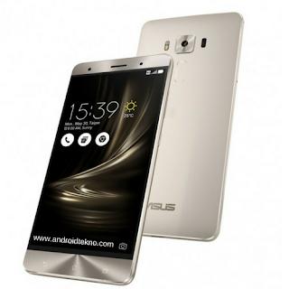 Spesifikasi Asus Zenfone 3 Deluxe
