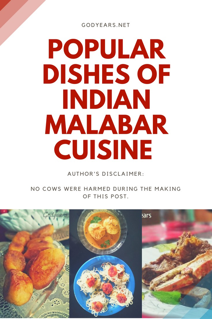 What are the dishes you should try out when visiting the Malabar region of Kerala?