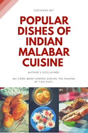 14 dishes of Malabar Cuisine