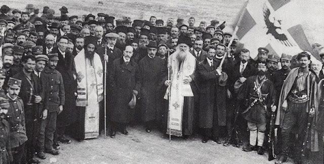 Βόρειος Ήπειρος: Εγκατάλειψη σταδιακή από το 1914 και το Πρωτόκολλο της Κέρκυρας…