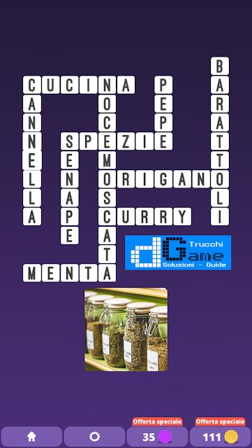 Soluzioni One Clue Crossword livello 13 schemi 15 (Cruciverba illustrato)  | Parole e foto