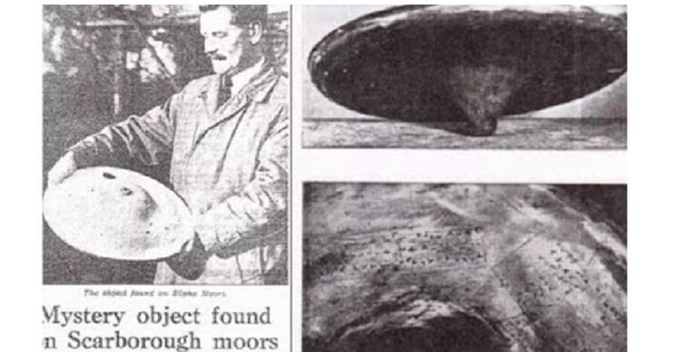 Μήνυμα εξωγήινου πολιτισμού σε ένα αντικείμενο που έπεσε στην Γη το 1957 προειδοποιεί για την χρήση πυρηνικών όπλων!