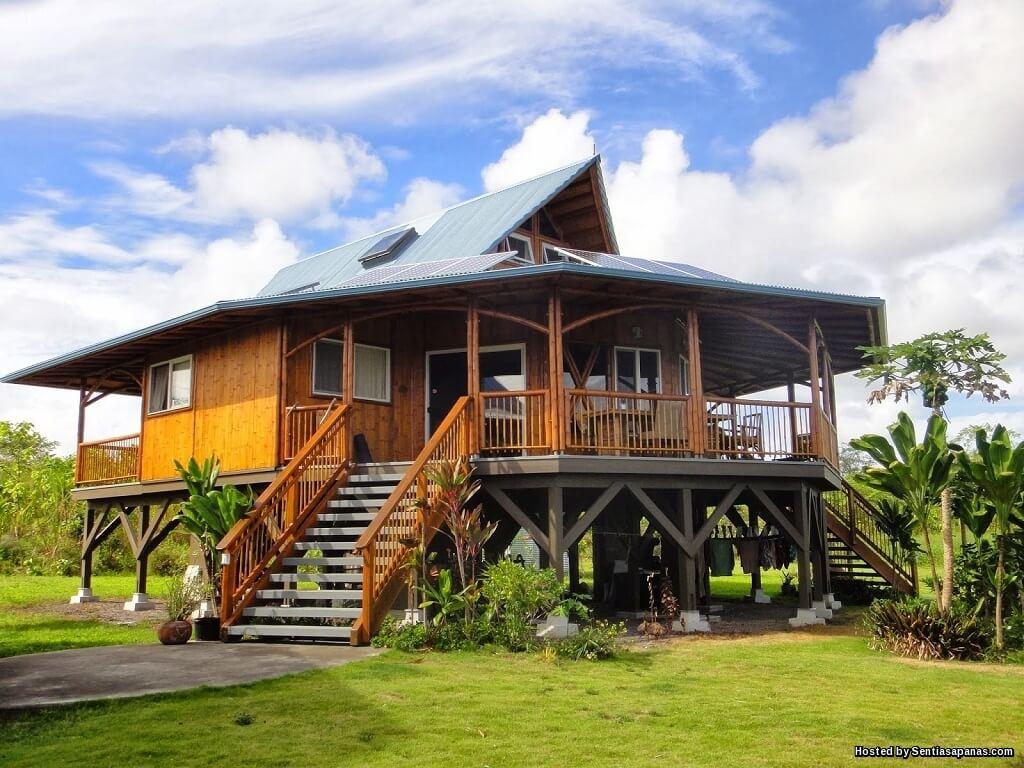 5 Sebab Kenapa Bina Rumah Guna Buluh Pilihan Terbaik!