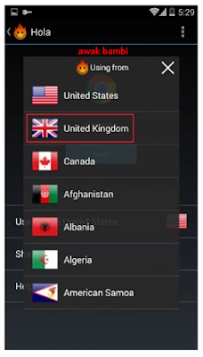 Cara Gampang Membuka Situs Yang Diblokir di Android