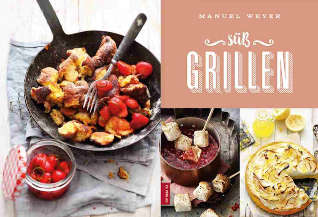 Vanilleschmarren mit Erdbeerröster von Manuel Weyer