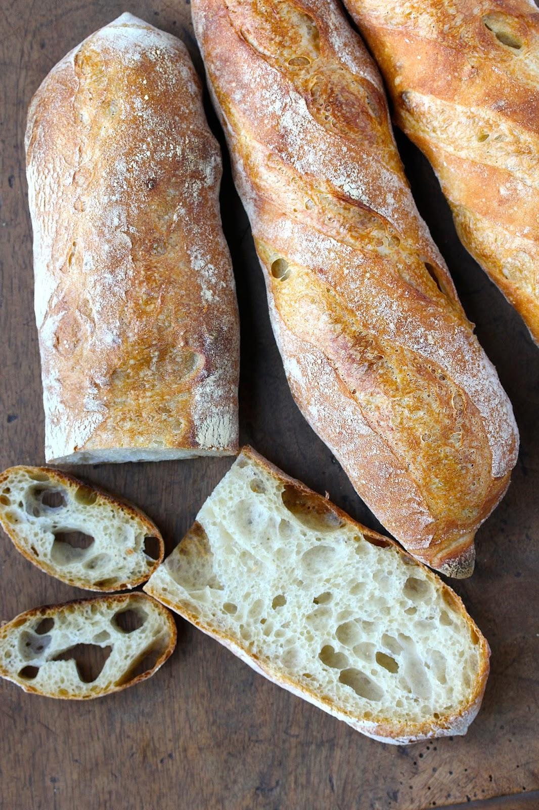 Demi Baguettes | Karen's Kitchen Stories