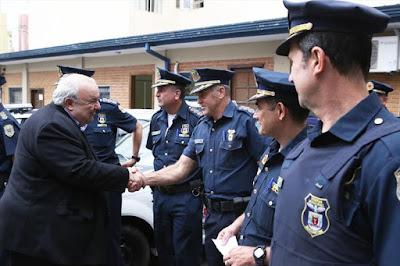 Guarda Municipal de Curitiba (PR) completa 31 anos e ganha valorização salarial