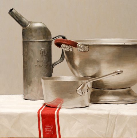 Paolo Quaresima | Italian Artist | Still Life Paintings