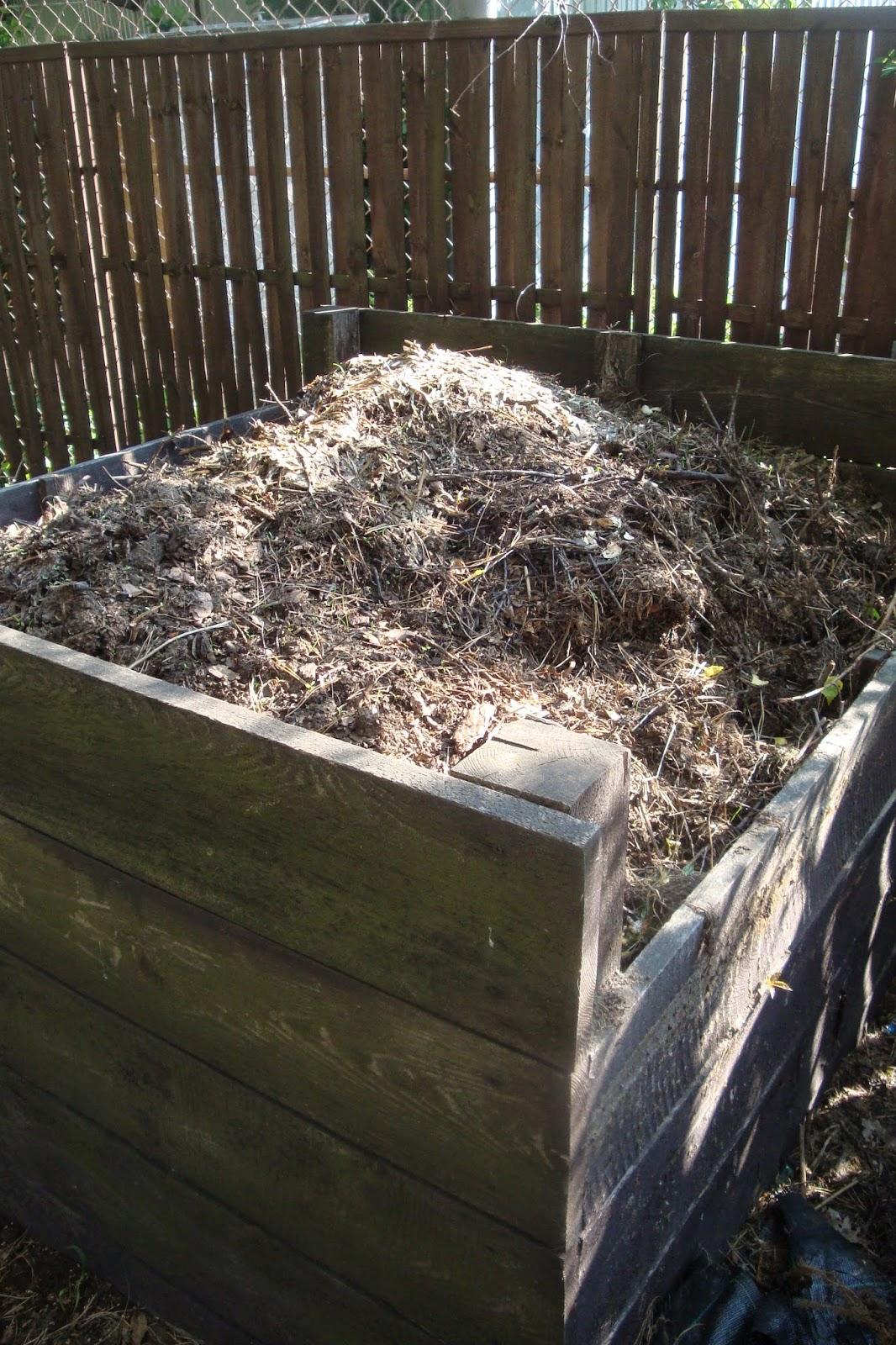 zbieranie odpadów na kompost