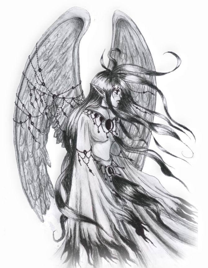 Tatuaż Wzory Tatuaży Tatuaże Wzory Anioły