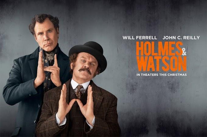 הולמס & ווטסון לצפייה ישירה / Holmes & Watson