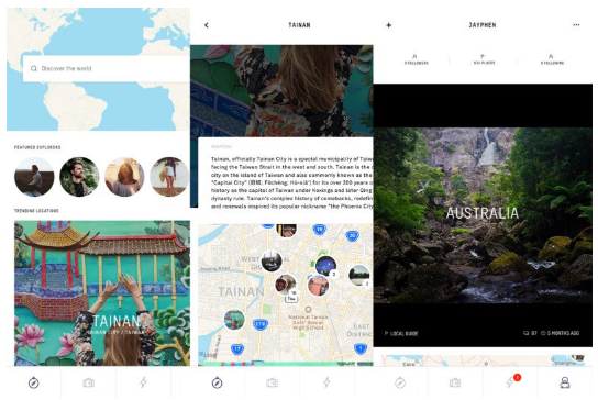 Sherpa is a Brand-new iOS App That Turns Instagram Photos into Travel Guides