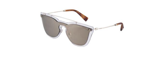 e3a3af1be2dcc A MAISON VALENTINO junto com a LUXOTTICA lançaram seus novos óculos com  design super moderno.