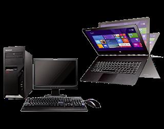 Sewa Laptop dan Sewa Komputer/PC