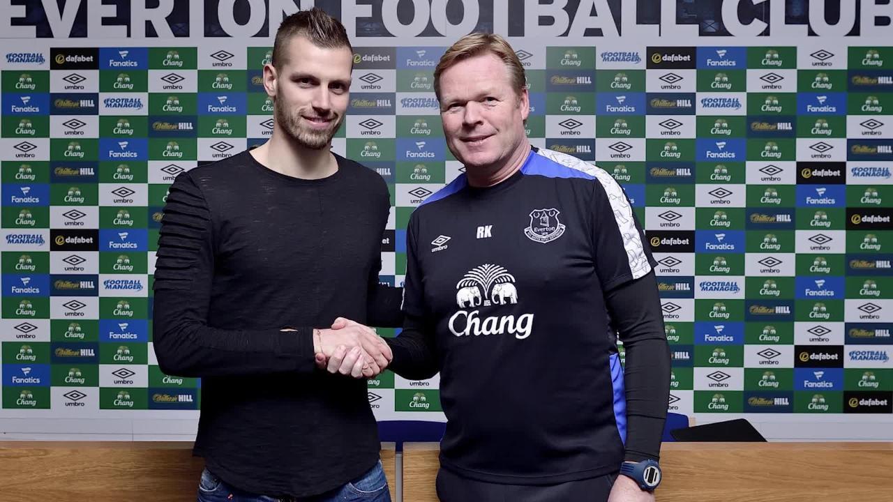 885223eafb A segunda janela de transferências do Everton após a chegada de Ronald  Koeman terminou. O resultado deixa claro que o técnico holandês e a sua  comissão ...