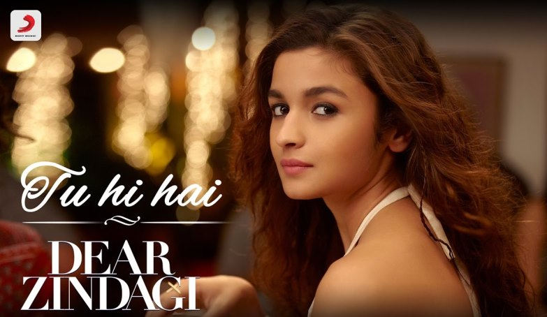 Guitar zindagi guitar chords : Tu Hi Hai ( Dear Zindagi ) Guitar Chords and Strumming Pattern ...