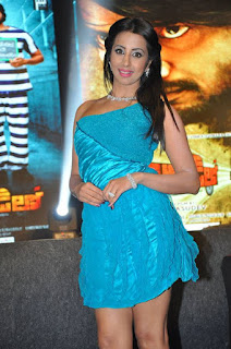 Sanjana Pictures at Araku Road Lo Audio Launch ~ Celebs Next