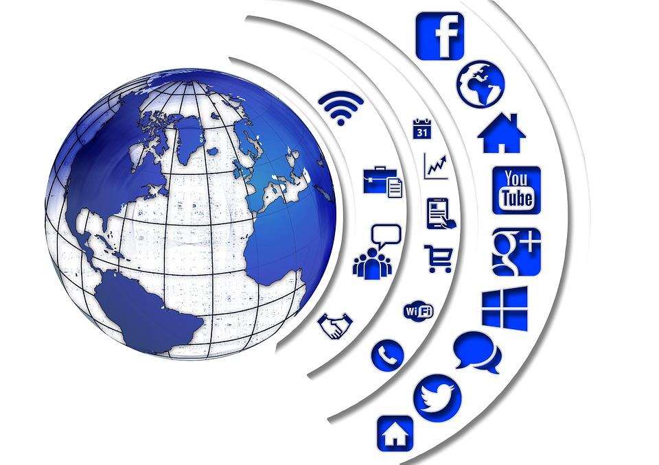 atajos de teclado para las redes sociales