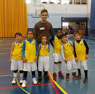 Babybasket Baloncesto Aranjuez