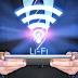 La luz puede darte internet