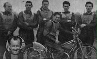 Bristol Bulldogs 1950