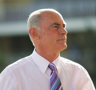 Geoff Woodruff - Horse Racing Trainer - South Africa