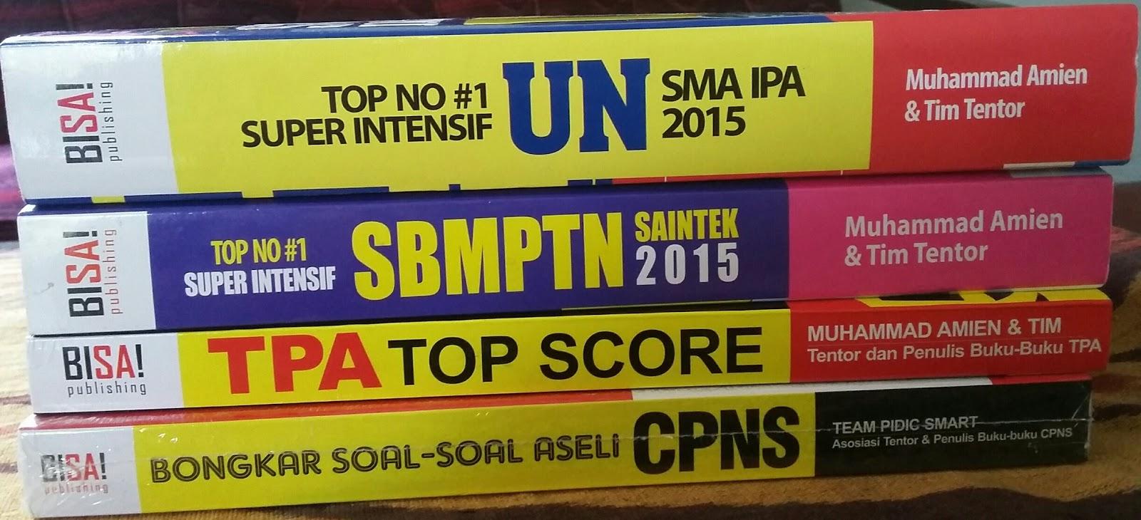 Buku Kumpulan Soal Cpns Dan Un Sma Terbaik Tahun 2015 Dimadiun