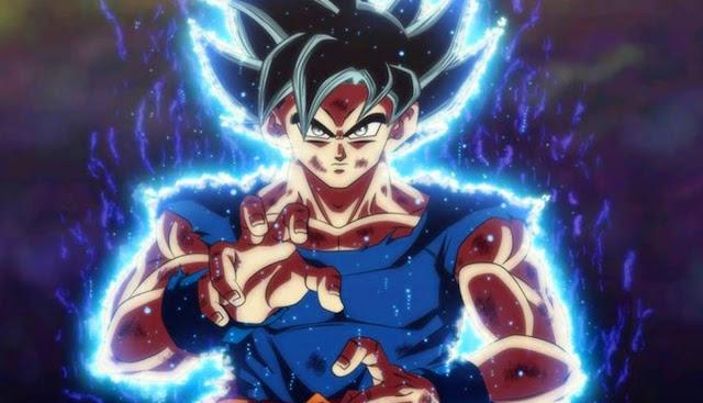 Goku w Dragon Ball Super